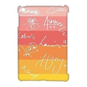 One Direction Signature CUSTOM 3D Phone Case for iPad Mini LMc-52338 at LaiMc