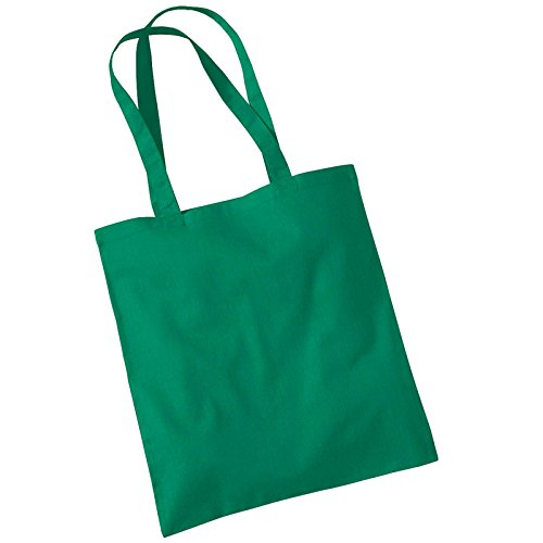 Tote Carry Cotton Kelly Mill Womens Westford Shoulder Promo Bag Green qwYnwXAxEf