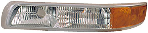 (Dorman 1630064 Chevrolet Silverado Front Driver Side Parking / Turn Signal Light Assembly)