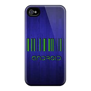 New YNcyTwD5635GObRl Android Skin Case Cover Shatterproof Case For Iphone 4/4s