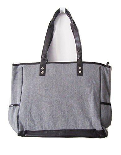Defective No Logo Cindy Tote Bag in Grey - Cindy Tote