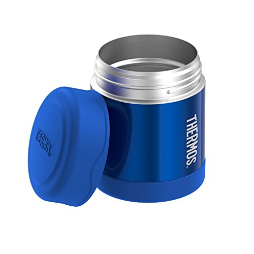 Thermos Funtainer 10 Ounce Food Jar Blue Kitchen Dining