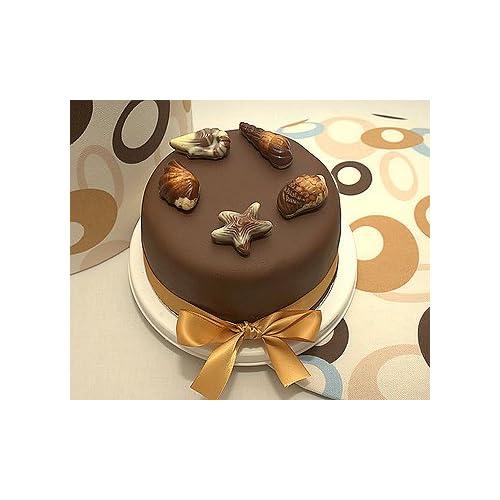 Personalised Chocolate Birthday Cake