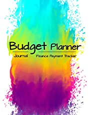 Budget Planner: Debt Tracker, Bill Tracker Record for Bill to be paip, Finance Planner, Monthly Yearly, Budgeting Book, Expense Tracker, Budget Edition