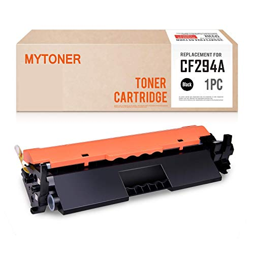 MYTONER Compatible Toner Cartridge Replacement for HP CF294A 94A Toner for HP Laserjet Pro M118dw, MFP M148dw, MFP M148fdw Printer Ink (Black, 1-Pack)