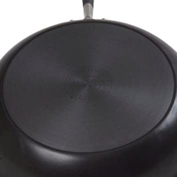 Anolon Advanced Hard-Anodized Nonstick 1-Quart Pouring Saucepan Gray Meyer 82286