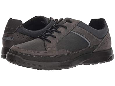 Rockport Mens Welker Casual Lace Up Sneaker