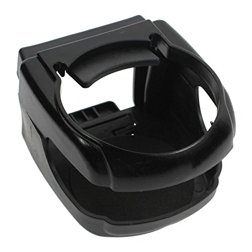VIPASNAM-Black Auto Car Supply Bottle Can Coffee Drinking Drink Cup Holder Bracket - Buffalo Malls Ny