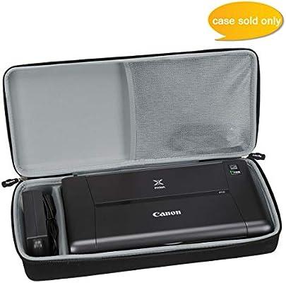 Aproca Duro Viajes Funda Bolso Caso para Canon PIXMA iP110 Akku ...