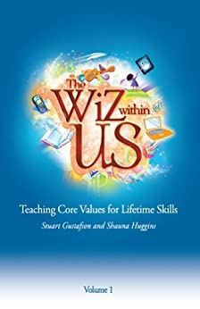 The Wiz within Us (The Wiz within Us (US version) Book 1) by [Gustafson, Stuart, Huggins, Shauna]