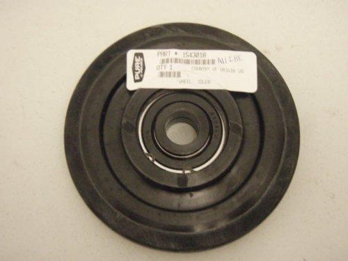 Suspension Idler Wheel (Polaris New OEM Idler/Bogie Wheel Suspension Rail Mounting Front Torque Arm)