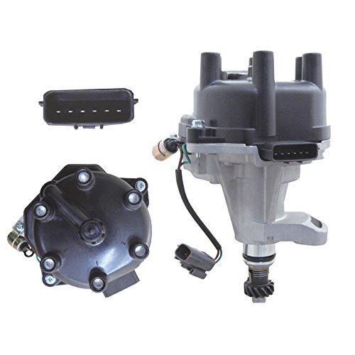 New Distributor Fits Nissan Frontier Pathfinder Quest QX4 & Villager 3.3 VG33E 22100-0W001 22100-1W600 22100-1W601 22100-7B000 22100-7B001