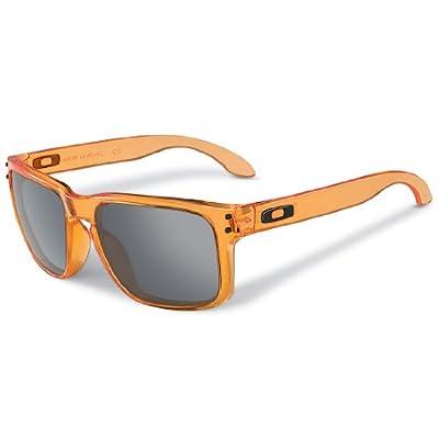 Exercise Gear, Fitness, Oakley Men's Holbrook OO9102-31 Rectangular Sunglasses,Orange,55 mm Shape UP, Sport, Training