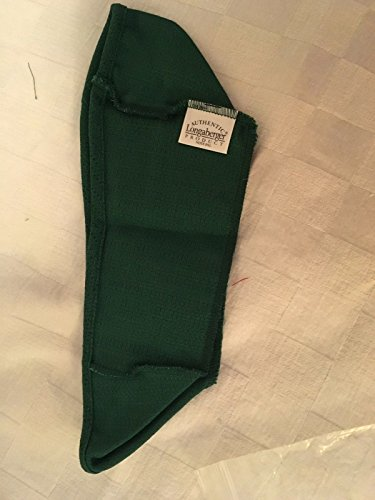 - Longaberger Note Pal Basket Ivy Green Fabric OE Liner