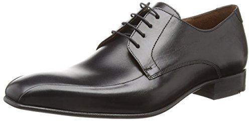 Lloyd Robson, Zapatos de Cordones Derby para Hombre, Marrón Schwarz (SCHWARZ 0)