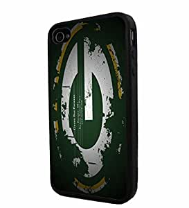 diy zhengNFL Green Bay Packers Aaron Rodgers Team, Cool Ipod Touch 5 5th / Smartphone Case Cover Collector iphone TPU Rubber Case Black