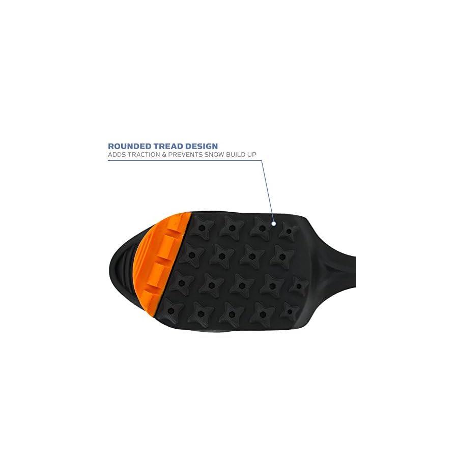 Yaktrax SkiTrax Ski Boot Tracks Traction and Protection Cleats (Pair)