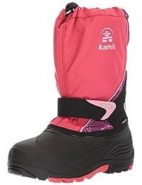 Kamik Girl's Sleet2 Snow Boots