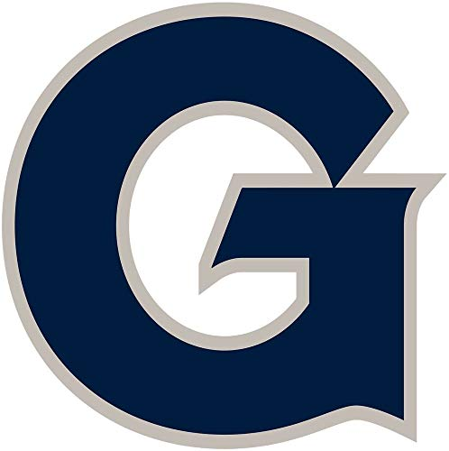 Georgetown Exterior Wall - Georgetown Hoyas NCAA - Sticker Graphic - Auto, Wall, Laptop, Cell, Truck Sticker for Windows, Cars, Trucks