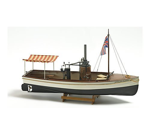 Billing Boats 1:12 Scale African Queen Model Construction Kit