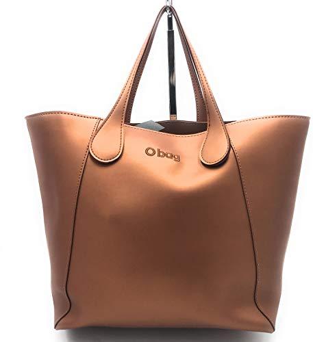 O'bag Sweet en tissu caoutchouté doux avec accessoires interchangeables.