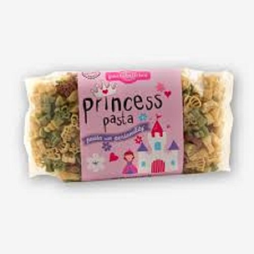 Princess Shaped Pasta 14oz/397g - All Natural