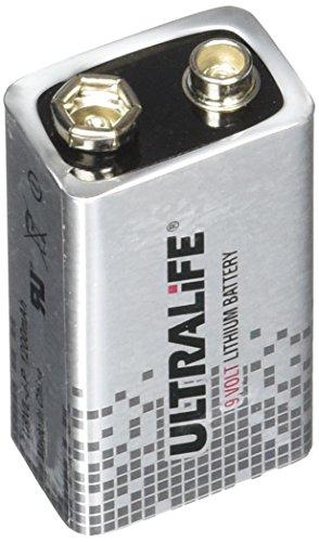 ultralife 9v lithium battery 10 pack u9vl jp10cp buy online in uae personal computers. Black Bedroom Furniture Sets. Home Design Ideas