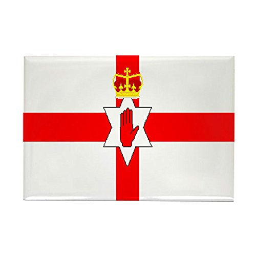 CafePress - Northern Ireland - Rectangle Magnet, 2