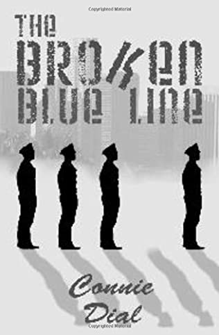 book cover of The Broken Blue Line