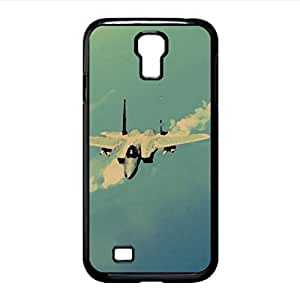 War Airplane 28 Watercolor style Cover Samsung Galaxy S4 I9500 Case