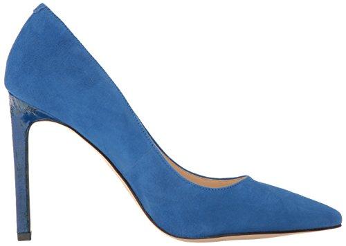 Nine Pump Women's TATIANA Pointed Blue Toe West pwrAq1xp