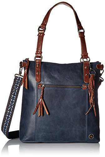 The Sak Ashland Leather Tote - Indigo - One Size