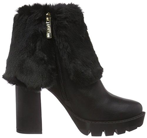 PolliniSCA.NOD.CARRO110 VITEL+ECOPELL.NERO - Zapatos de tacón mujer negro - negro