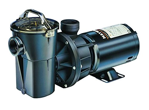 Hayward SP1780 Power-Flo II 1-Horsepower Above-Ground Pool Pump With Strainer