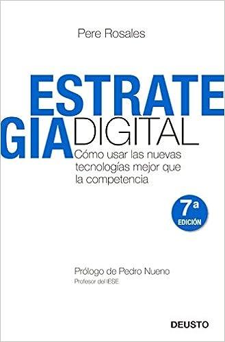 Libro Estrategia Digital