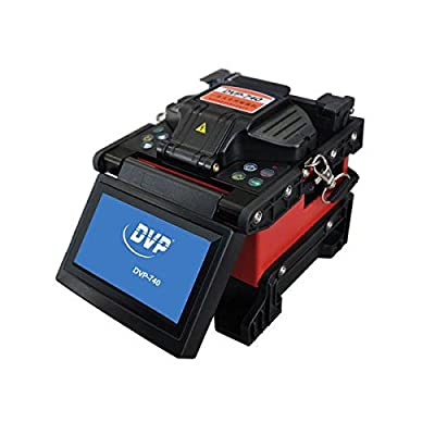 DVP-740 Fiber Optic Fusion Splicer for SM, MM, DS, NZDS, EDF