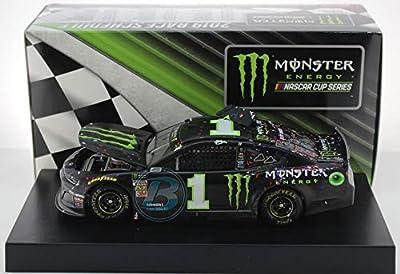 Kurt Busch 2019 Monster Energy Kentucky Race Win 1:24 NASCAR Diecast