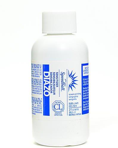 Speedball Diazo Photo Emulsion System (Sensitizer) 2 pcs sku# 1844543MA