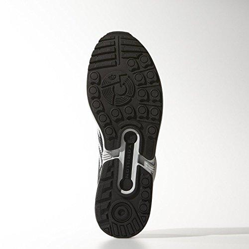 3aa2a9c90 Adidas Originals ZX Flux Weave Torsion B34897 White Black Onix Men s Shoes  (size 10)