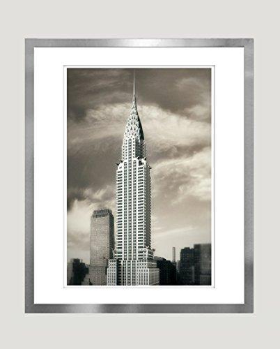 Chrysler Building Poster Print, New York Skyline Fine Art Photography Print, New York Art Print, New York Wall Art, New York Wall Decor, NYC -