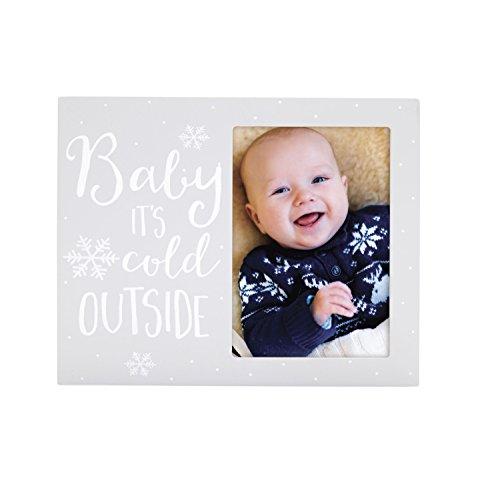 Pearhead Baby's First Christmas Holiday Keepsake Photo ()