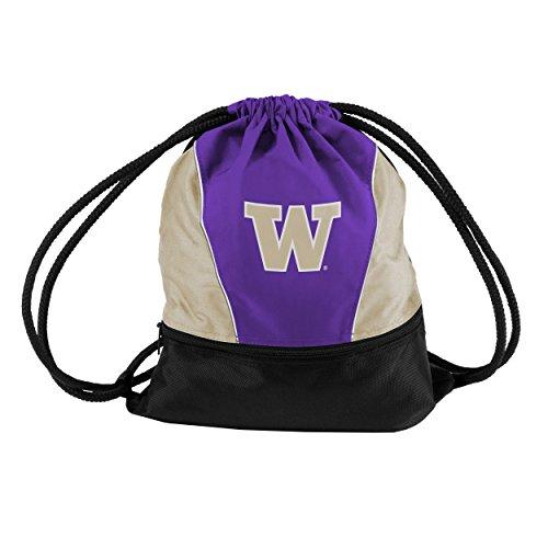 Logo Brands NCAA Washington Huskies Sprint Pack, Small, Team Color