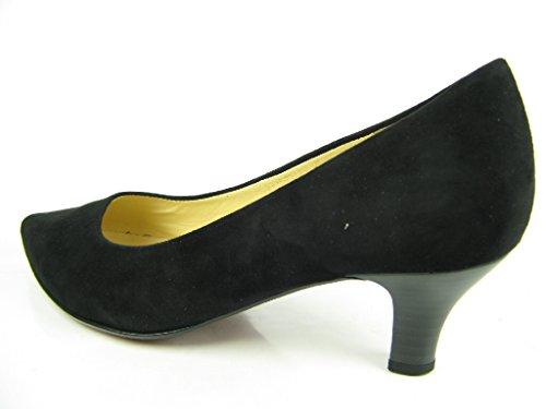 Gabor 31.250-17 - Zapatos de vestir para mujer Talla única talla única negro