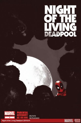 with Deadpool Comic Books design