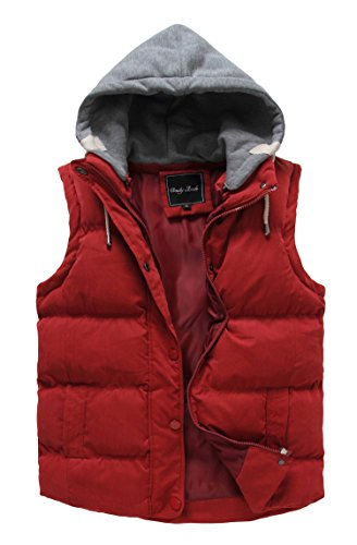 Cloudy Arch Outerwear Detachable Waistcoat product image