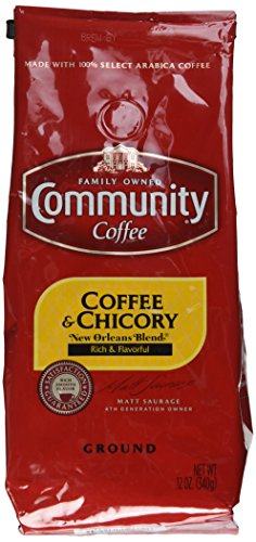 Community Coffee Chicory Orleans Blend