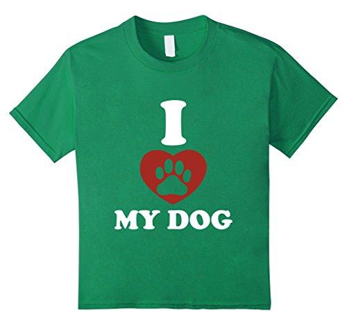 Heart Organic Kids T-shirt - 5