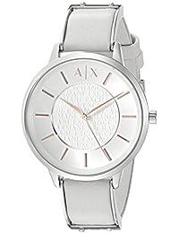 Armani Exchange Women's AX5311 Olivia Analog Display Analog Quartz Grey Watch