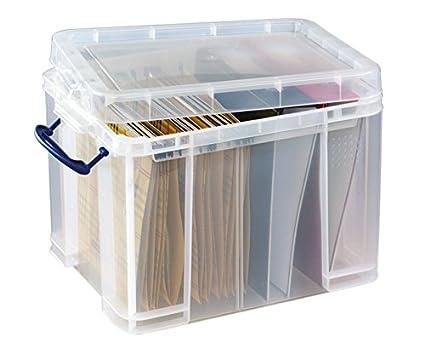 betzold Caja 35L, para archivadores, juegos etc.Sistema de ordenación, medidas,