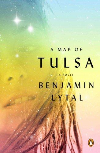 A Map Of Tulsa A